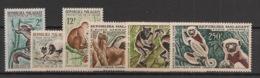 Madagascar - Année Complète 1961 - N°Yv. 357 à 359 + PA 84 à 86 - Neuf Luxe ** / MNH / Postfrisch - Madagaskar (1960-...)
