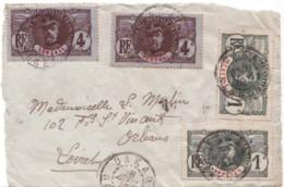SENEGAL : 1912 - Devant De Lettre Pour La France - Senegal (1960-...)