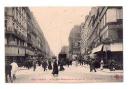 Tout Paris Rue Reaumur Sqare Du Temple - Arrondissement: 03