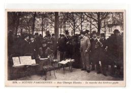 Paris Le Marche Aux Timbres - Arrondissement: 08