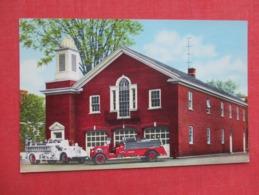 Fire Station & Trucks   Homer  - New York >    Ref 3633 - Autres