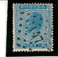 18A-LP-147 GHEEL - 1865-1866 Profil Gauche