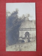 RPPC  To ID Old Well   Philipines ?? Smaller Size 3 1/4 X 5       Ref 3633 - Postcards