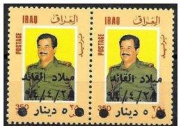 Iraq/Irak: Saddam Hussein - Celebrità