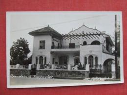RPPC  To ID   Residencia Porticular        Ref 3633 - Postcards