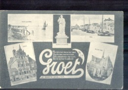 Brouwershaven - Groet - 1908 - Grootrond - Bruinisse - Pays-Bas