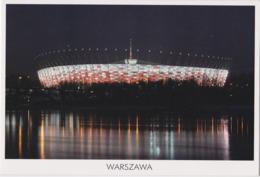 VARSOVIE WARSAW STADION NARODOWY STADE STADIUM ESTADIO STADION STADIO - Football