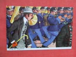 Aufzug Der Burgwache   Ref 3633 - Illustrators & Photographers