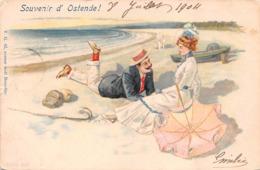 Souvenir D'Ostende - 1904 - Oostende
