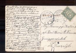 Hasselt - Vreeswijk - Langebalk - 1913 - Storia Postale