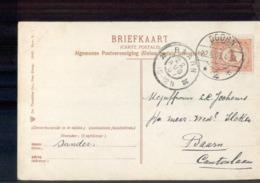 Doorn Langebalk - Baarn Grootrond - 1907 - Storia Postale