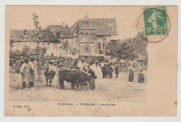 Corrèze VIGEOIS La Foire 1913 - Autres Communes