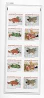 2003 MNH Sweden,  Booklet, Postfris - Cuadernillos/libretas