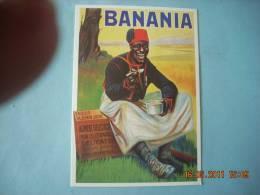 CLOUET    10398  BANANIA  TIRAILLEUR - Publicité