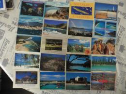 LOT  DE  87  CARTES  POSTALES  NEUVES  DE  LA  NOUVELLE   CALEDONIE - 5 - 99 Cartes