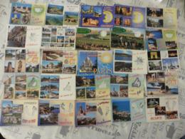 LOT  DE  200    CARTES  POSTALES  NEUVES  AVEC  UN  TROU - 100 - 499 Cartoline