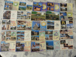 LOT  DE 240    CARTES  POSTALES  NEUVES  AVEC  UN  TROU - Cartes Postales