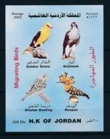 Jordan 2002; Animals & Fauna; Birds; MNH /** VF; CV 24 Euro!! - Collections, Lots & Series