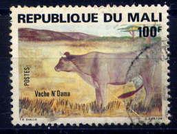 MALI - 421 - VACHE N'DAMA - Mali (1959-...)