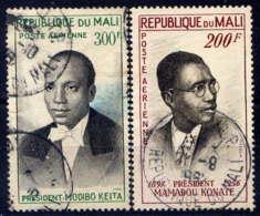 MALI - A9/10° - PRESIDENTS - Mali (1959-...)