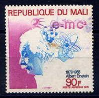 MALI - A248° - ALBERT EINSTEIN - Mali (1959-...)