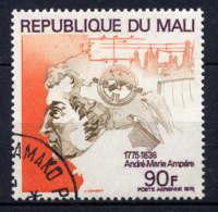 MALI - A265° - ANDRE-MARIE AMPERE - Mali (1959-...)