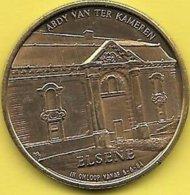 100 ABDYEN 1984 ELSENE - Tokens Of Communes