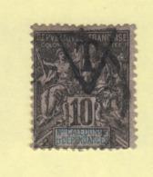 Timbre Nouvelle-Calédonie Taxe N° 2 Oblitéré - Portomarken