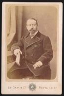 FOTO +- 1880 16.5 X 10.5 CM - FOTOGRAAF  LE GRAY   PARIJS    - 2 SCANS - Photographs