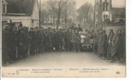 CPA, Th. Militaire N°Série 31, 1914-15 ,Environs D' Arras - Zouaves A Ochy - Aux-Bois , Ed. E.L.D. - War 1914-18
