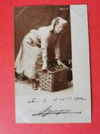 LENS *  Carte Photo  *  Trieuse De 1902 - Lens