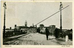 MANTOVA  Ponte Nuovo  S. San Giorgio - Mantova