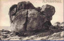 29 PENMARCH Saint-Guenolé, Le Rocher Tremblant Mis En Mouvement - Animée - Penmarch