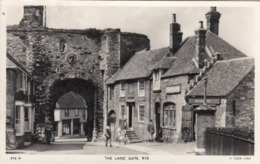 RP: RYE , Sussex , England , 1910-30s ; The Land Gate ; TUCK - Rye
