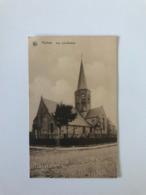 HOUTAVE - Zuienkerke - Kerk, Zuid-Westkant - Zuienkerke