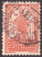 Portugal 1931-  5° Cent Da Morte De D. Nuno Álvares Pereira 40c - 1910-... République