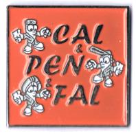 Pin's étudiant Faluche Cal & Pen & Fal - Associations