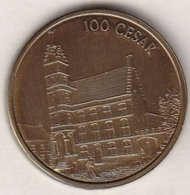 100 CESAR 1984 GEMEENTE LO - Tokens Of Communes