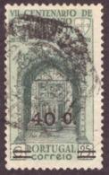 Portugal 1933 - VII Centenário Da Morte De Santo António, Com Sobretaxa 40c S/25c - 1910-... République