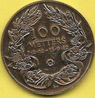 100 METTERS 1982 BOOM - Tokens Of Communes