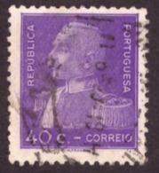Portugal 1934 - General Carmona ( Papel Liso ) - 1910-... République
