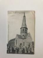 Ichtegem - De Kerk Met Groot Kerkhof  - Uitg. Van Ryckegem-Masschaele ,kantenkoopman 22469 - Ichtegem