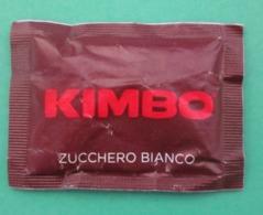 KIMBO ZUCCHERO BIANCO - Zucchero (bustine)