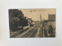 Ichtegem - Ichteghem - Staatstatie - Oogst 1931 Station Gare Bahnhof Statie - Uitg. Knockaert - Gelopen - Ichtegem