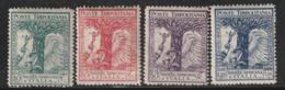 TRIPOLITAINE -  N°56/9 ** (1928) Société Africaine D'Italie - Tripolitania