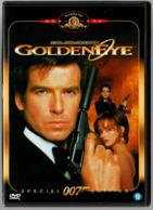 DVD James Bond Golden Eye - DVD