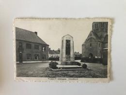 Ichtegem - Ichteghem - Standbeeld - PAX - Uitg. Mej. Irma Vandaele - Herberg De Somme - Ichtegem