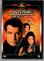 DVD James Bond Tomorrow Never Dies - DVD