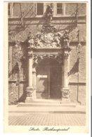 Stade - Rathausportal  Von 1918 (3670) - Stade