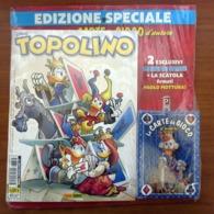 TOPOLINO 3324 UN MAZZO CARTE DA GIOCO PAOLO MOTTURA NEW - Disney